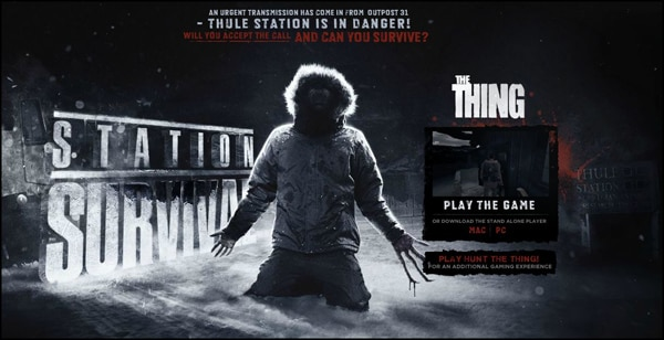 Fight The Thing Online; Win Tickets for the L.A. Premiere!