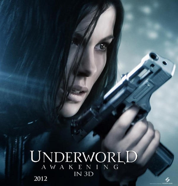 Tasty Full Trailer for Underworld: Awakening 3D
