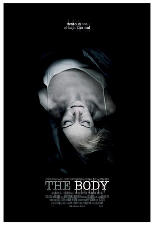 AFM 2012: New International Trailer and One-Sheet for The Body (El Cuerpo)