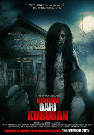 AFM 2012: Indonesian Film Seeks Revenge from the Grave (Dendam Dari Kurburan)