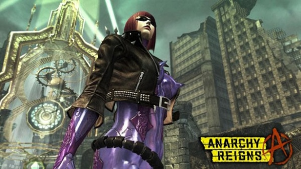 Anarchy Reigns Brings In The New Year With A Bang