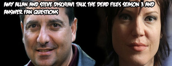 Exclusive: Amy Allan and Steve DiSchiavi Talk The Dead Files Season 3