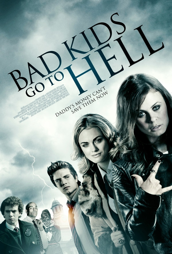 Get Nailed by this Latest Clip for Bad Kids Go to Hell