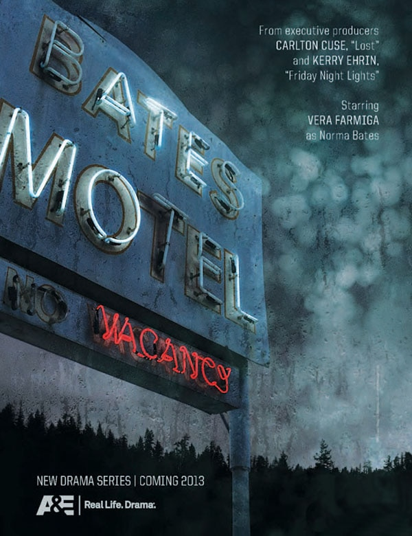 A Better Look at the First Footage from Bates Motel