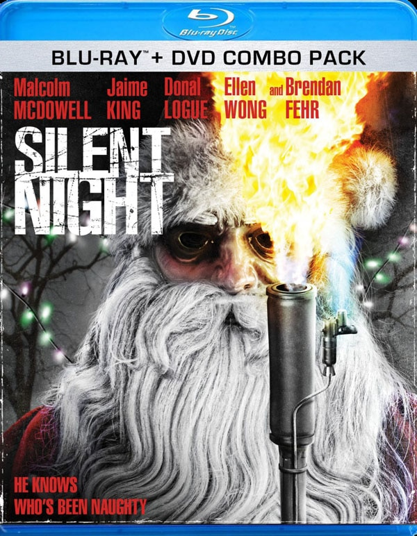 Silent Night in Theatres in November and on Blu-ray and DVD December!