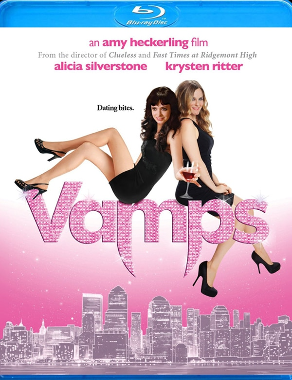 New Vamps Trailer and One-Sheet Lack Bite