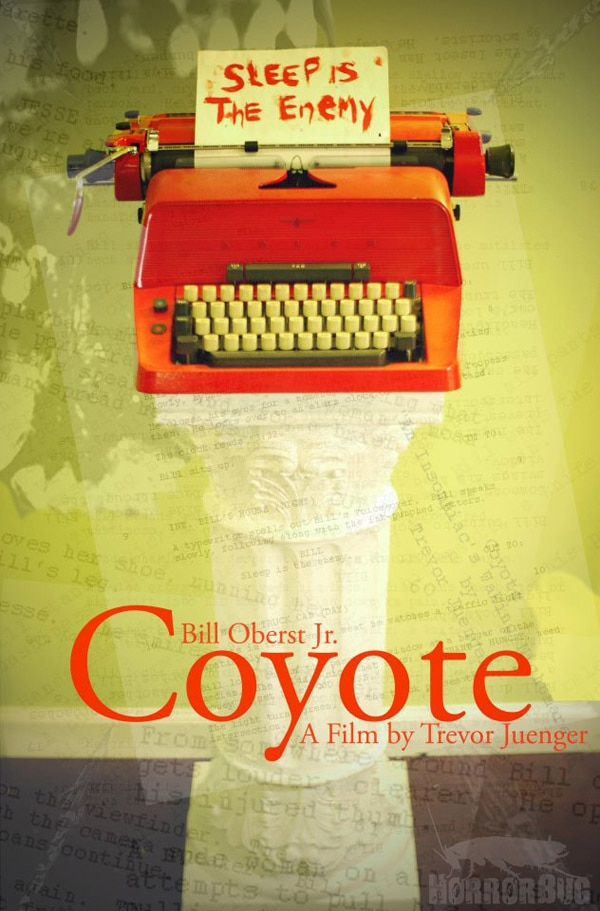 Bill Oberst Jr. Gets Creepy Again in Trailer for Upcoming Film Coyote
