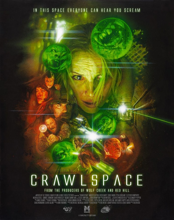 IFC Heads into Greg McLean and Justin Dix's Crawlspace