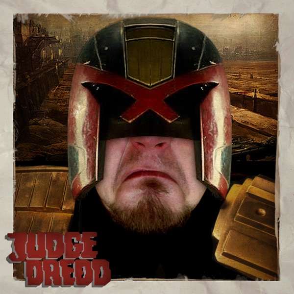 Dredd 3D Exclusive Contest - Show Us Your Scowl Winners Revealed!