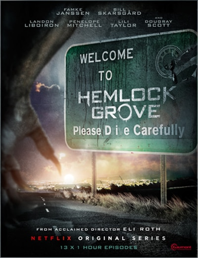 First Trailer Arrives for Eli Roth's Hemlock Grove
