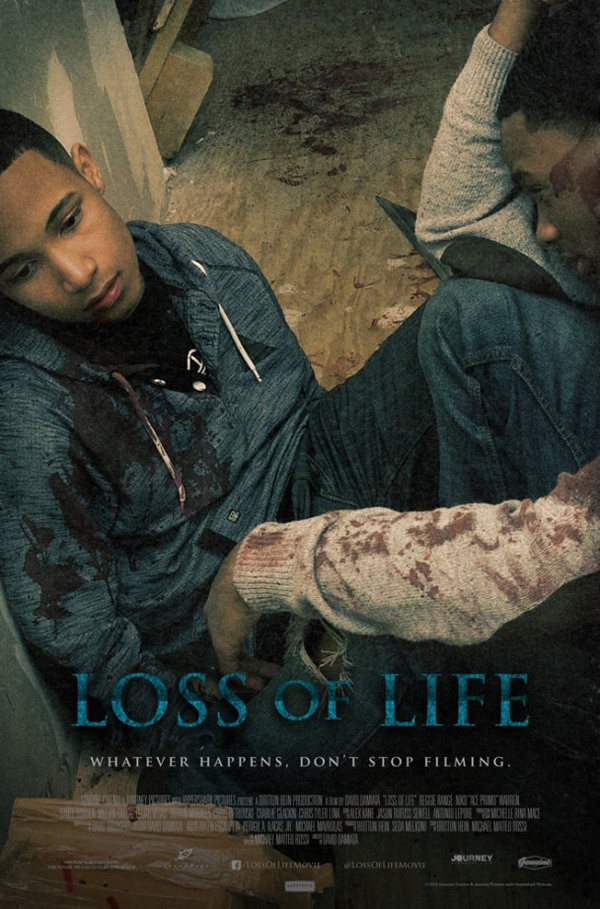 Second Trailer for Loss of Life Cannot Stop Filming