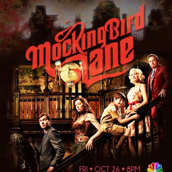 Second Clip From Mockingbird Lane Flies In