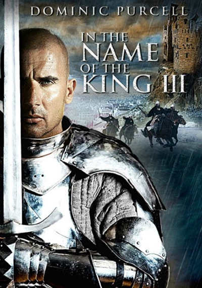 Uwe Boll Knights Dominic Purcell for In the Name of the King III
