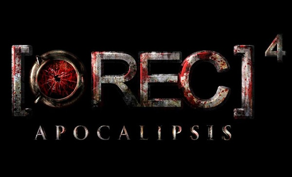 Official REC 4: Apocalypse Title Treatment Arrives