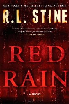 Listen to an Excerpt from R.L. Stine's New Adult Horror Novel Red Rain