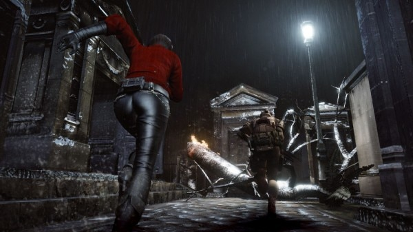 Capcom Hears Your Cries: Update On Its Way For Resident Evil 6