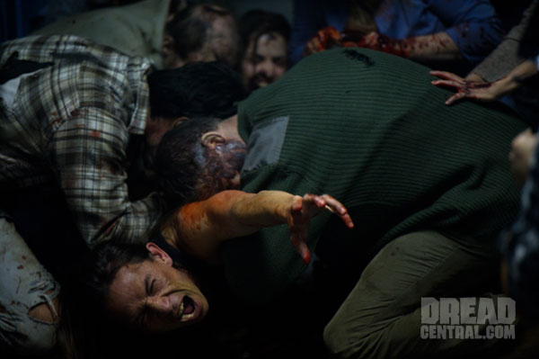 The Undead Attack in Exclusive Images from Syfy's Rise of the Zombies