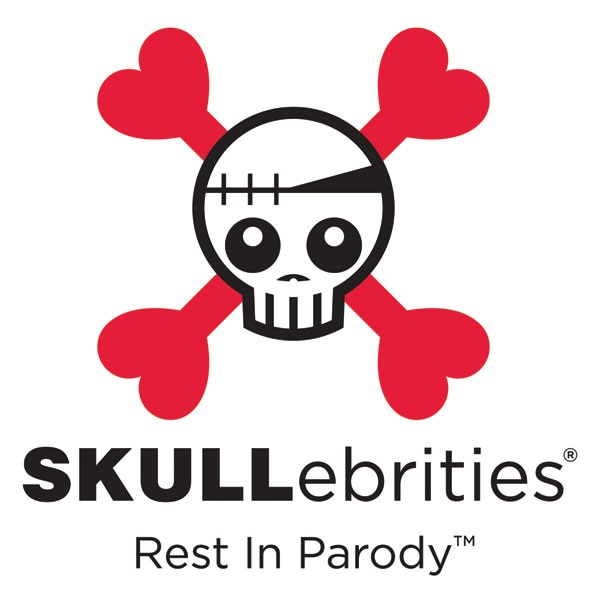 SKULLebrities Celebrates the Lighter Side of the Dark Side