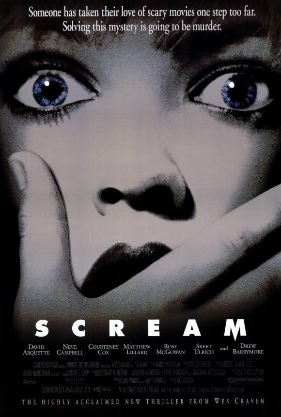 Celebrate Halloween with Scream on the Big Screen