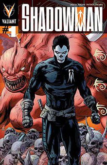 Feature Adaptation of Valiant Comics' Shadowman on Its Way