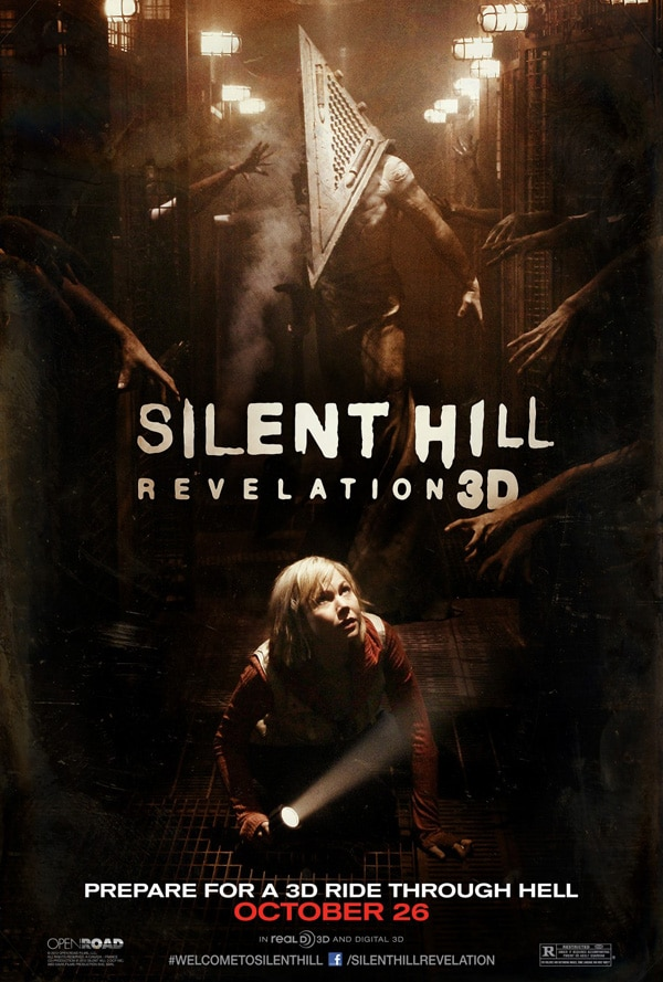 Creepy New Silent Hill: Revelation Stills!