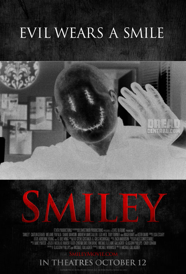 Smiley - Exclusive Final Poster Premiere and Exclusive Clip!