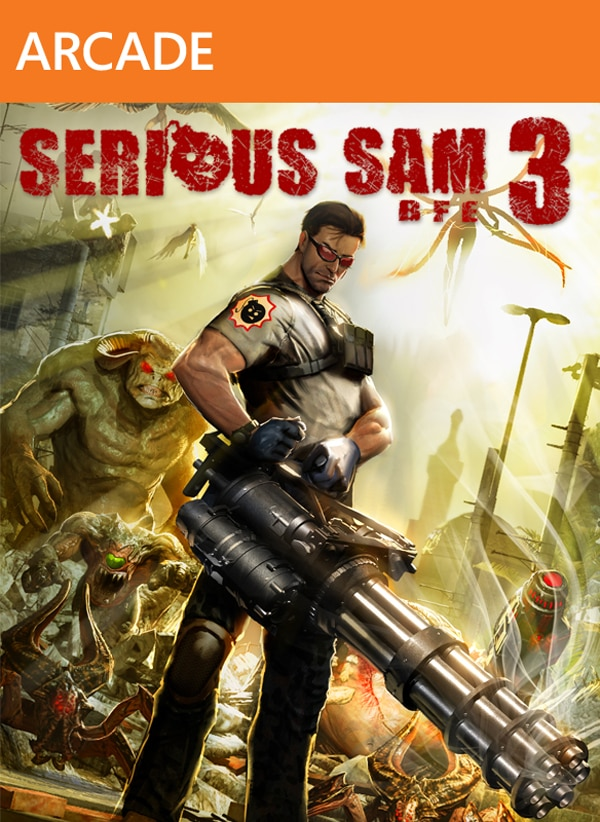 Serious Sam 3: BFE Arriving On XBLA With A Boom!