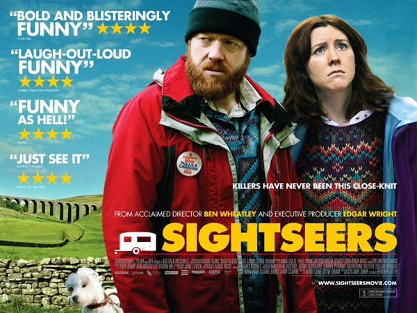 UK Trailer for Ben Wheatley's Sightseers Comes Clean