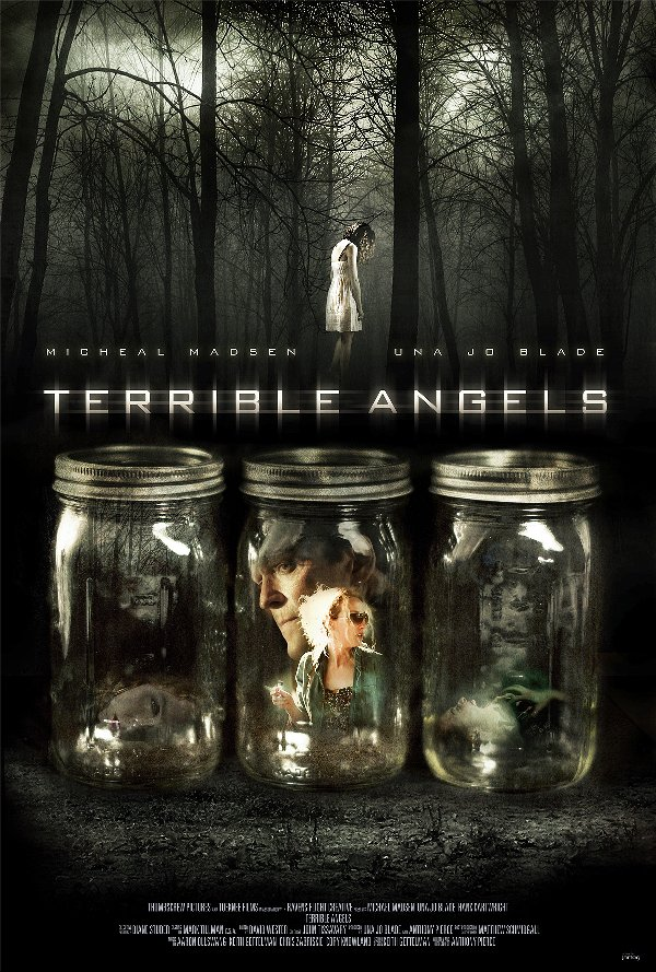 First Word on Paranormal Thriller Terrible Angels