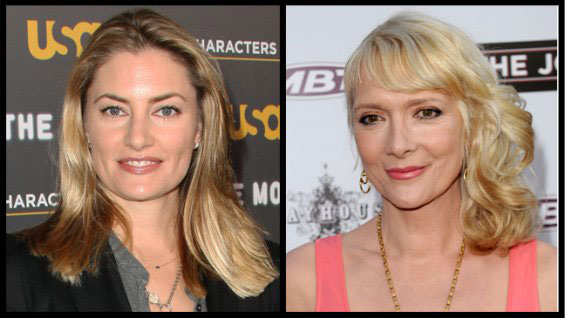 Two More Cast Additions to Lifetime's Witches of East End - Madchen Amick and Glenne Headly