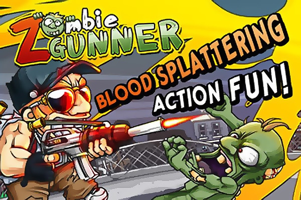 Zombie Gunner Shoots a Hole in the App Store