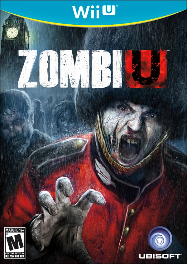 ZombiU Creates Fear On Wii U