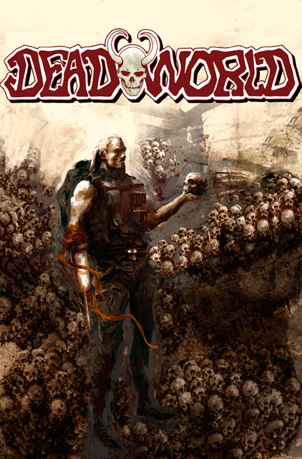 Zombie Classic Deadworld Returning in December with Deadworld: Restoration