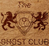 Become Part of The Ghost Club Online!
