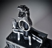 Quite Possibly One of the Coolest Godzilla Collectibles EVER!