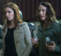 Time for Another Chat with the Women of NBC's Grimm