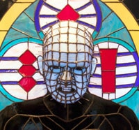Clive Barker, Doug Bradley, Hellraiser, Horror Art, Horror Collectibles