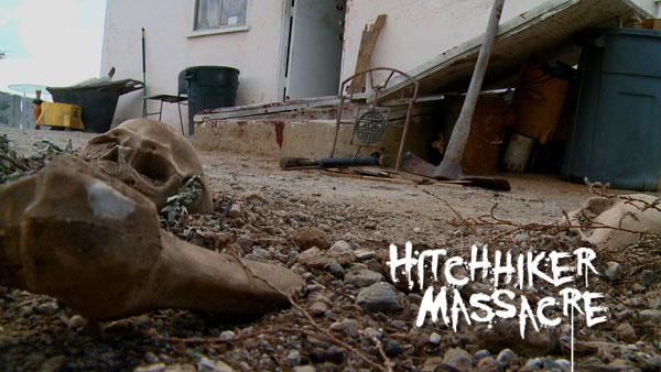 Would You Pick Up this Trailer and Stills from Hitchhiker Massacre?