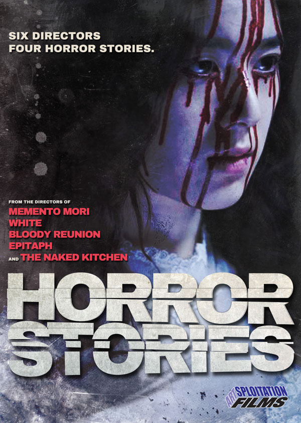 Artsploitation Films Releasing Horror Stories Anthology Today!