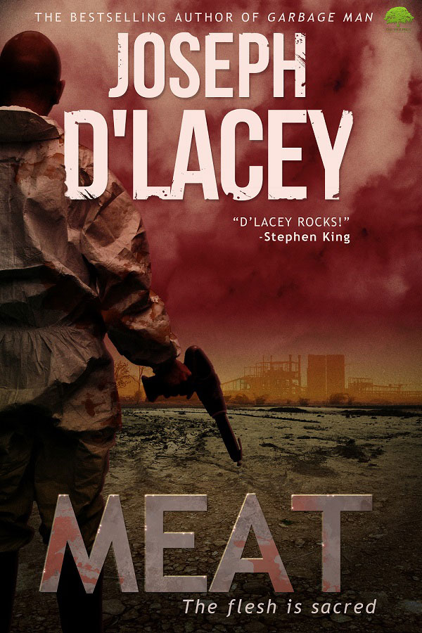October Spotlight: Author Joseph D'Lacey Talks Meat, Garbage Man and More!