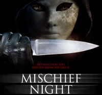 After Dark Originals Celebrates Mischief Night! New One-Sheet!
