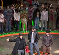 MythBusters Starts Marching with The Walking Dead