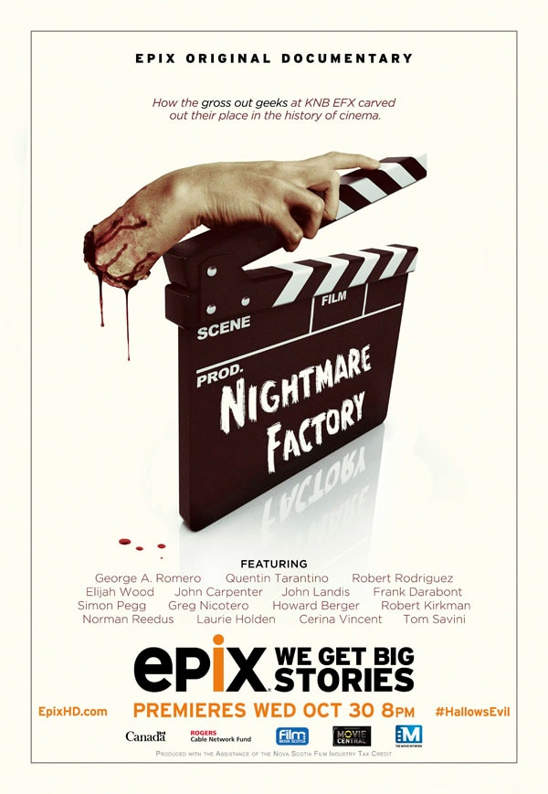 Epix Nightmare Factory