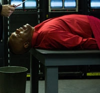 New Oldboy Poster Hammers it Home