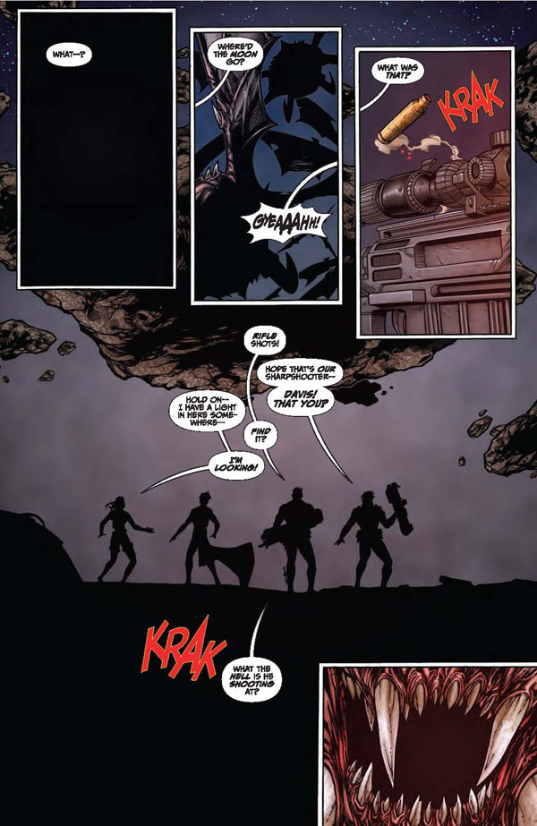 New York Comic Con 2013: See a 12-Page Preview of Shadow Walk