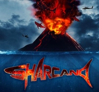 Sharcano Looks to Shoot Fins, Teeth, and Magma All Over Your Bookshelf