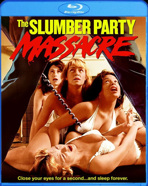 Win a Copy of Slumber Party Massacre Blu-ray