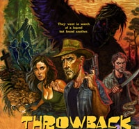 Premiere Date Announced for Sasquatchsploitation Flick Throwback
