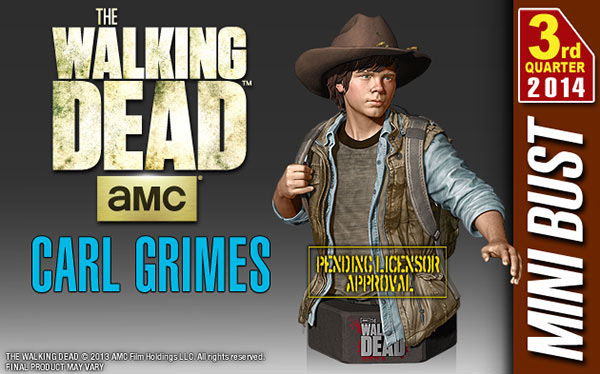 Gentle Giant Releasing More Walking Dead Collectibles - 18