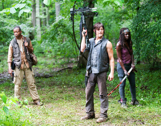 New Image from The Walking Dead Episode 4.03 - Isolation